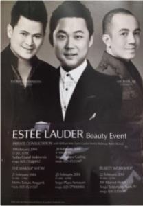 Estee Lauder Beauty Event