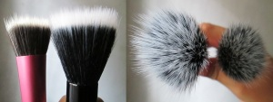 Stippling Brush - The Closer Look of Density