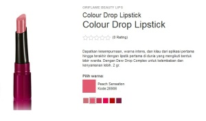 Colour Drop Lipstick