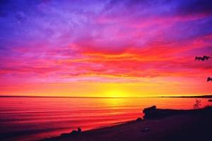 Sunrise Look Inspiration