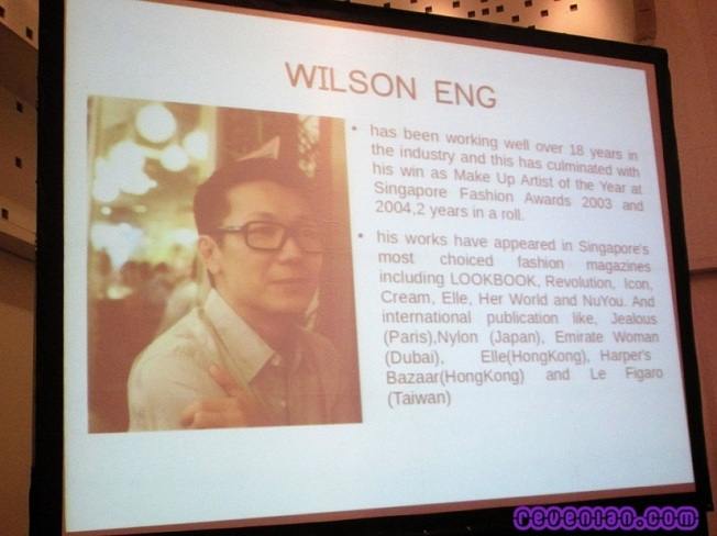 Wilson Eng's Profile