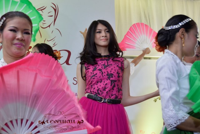 Donita as Brand Ambassador