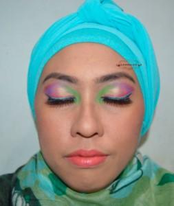 Make up Summer 1