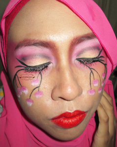 Geisha Look 2
