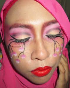 Geisha Look 2