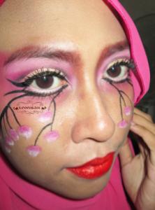 Geisha Look 1
