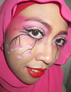 Geisha Look 4