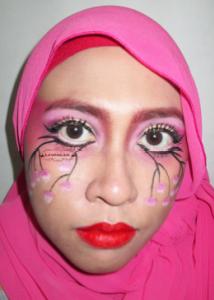 Geisha Look 3