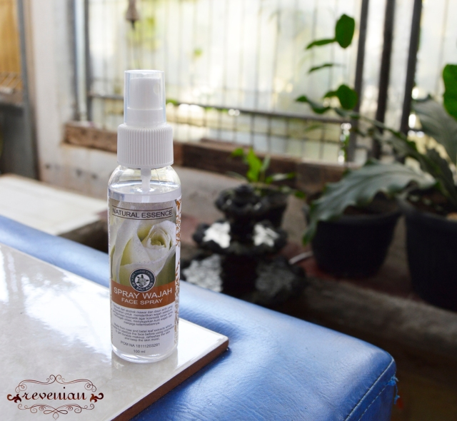 Bali Alus Face Spray