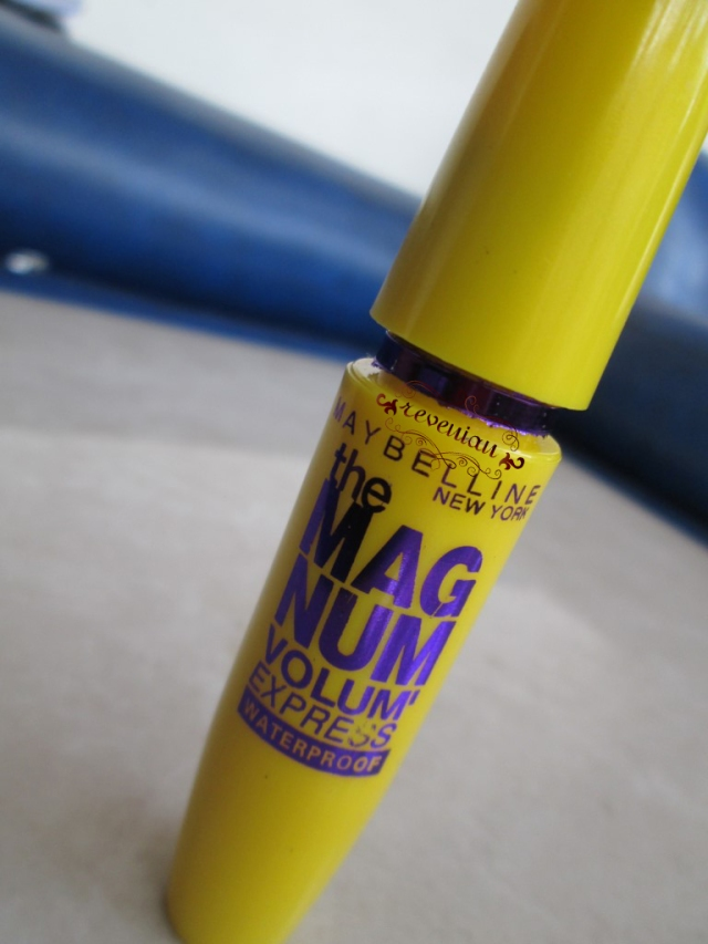 Fake Maybelline The Magnum Package